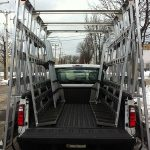 Custom Aluminum Interior and Exterior Racks