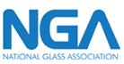 National Glass Association logo.