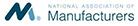 National Association of Manufacturers logo.