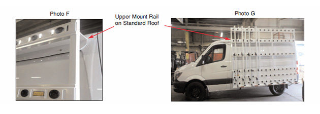 600 series mounting instructions for Sprinter image 3.